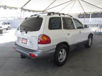 2002 Hyundai Santa Fe GLS Gardena, California 2