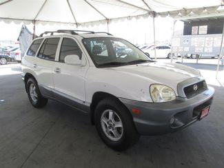 2002 Hyundai Santa Fe GLS Gardena, California 3