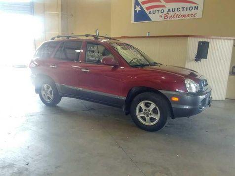 2002 Hyundai SANTA FE  | JOPPA, MD | Auto Auction of Baltimore  in JOPPA, MD