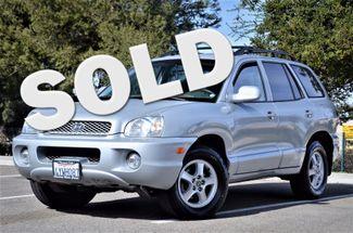 2002 Hyundai Santa Fe GLS Reseda, CA