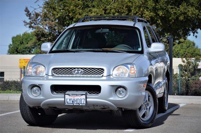 2002 Hyundai Santa Fe GLS Reseda, CA 1