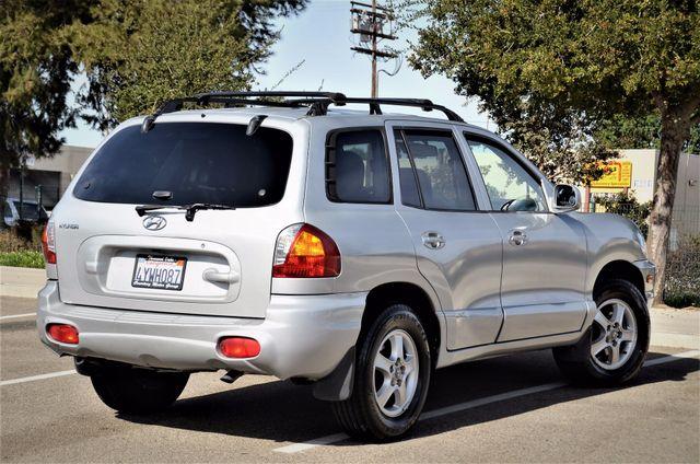 2002 Hyundai Santa Fe GLS Reseda, CA 5