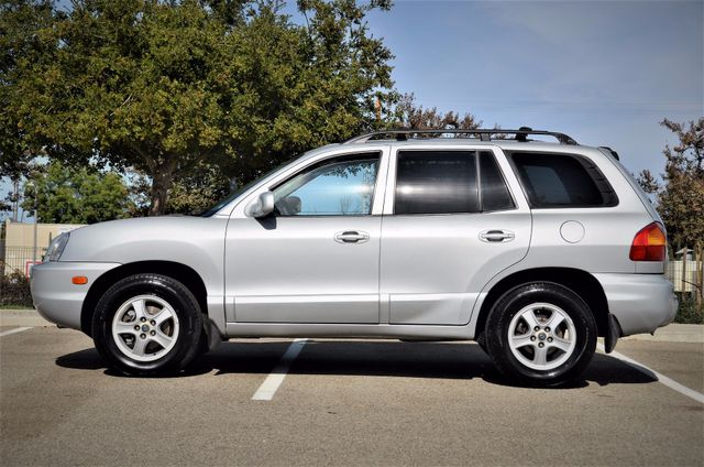 2002 Hyundai Santa Fe GLS Reseda, CA 3