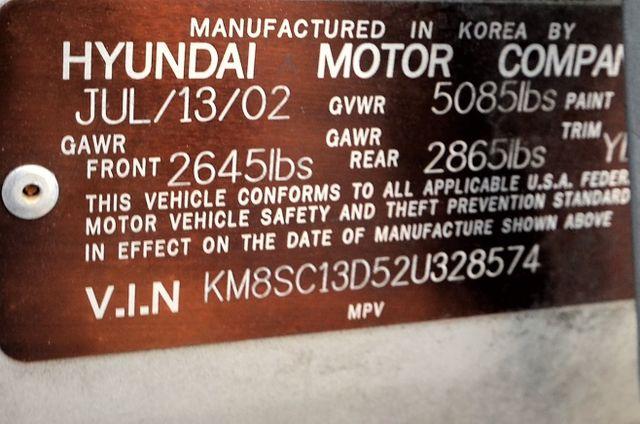 2002 Hyundai Santa Fe GLS Reseda, CA 33
