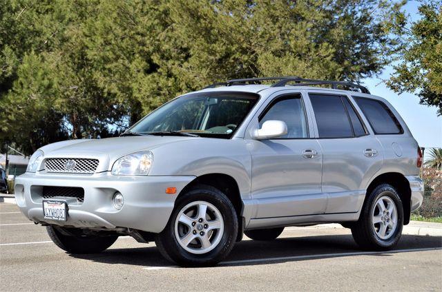 2002 Hyundai Santa Fe GLS Reseda, CA 20