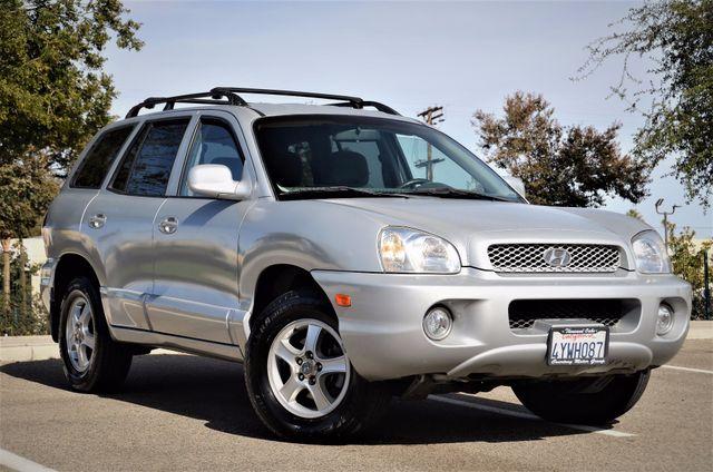 2002 Hyundai Santa Fe GLS Reseda, CA 23