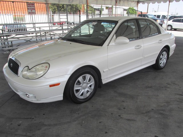 2002 Hyundai Sonata Please call or e-mail to check availability All of our vehicles are availab