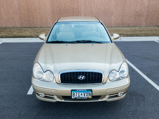 2002 Hyundai Sonata GLS Maple Grove, Minnesota 4
