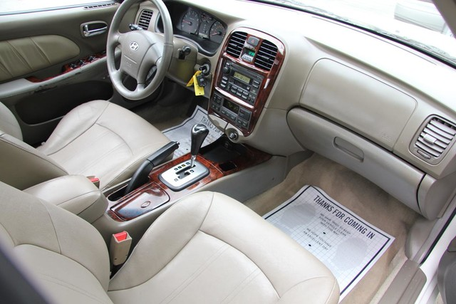2002 Hyundai Sonata LX Santa Clarita, CA 9