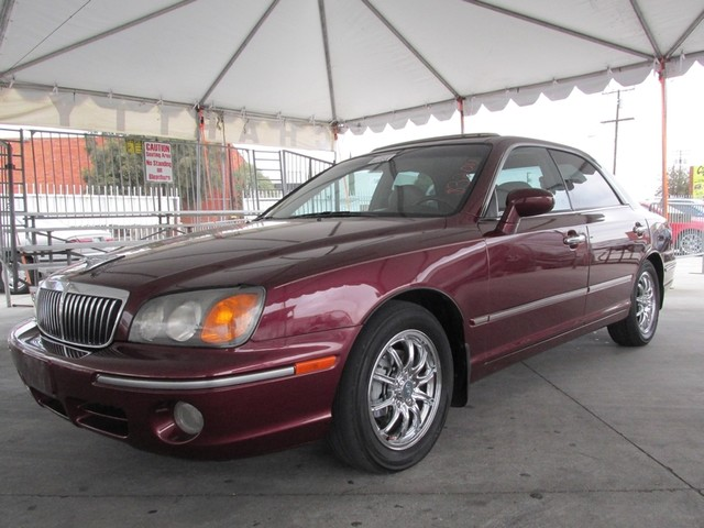 2002 Hyundai XG350 L Please call or e-mail to check availability All of our vehicles are availab