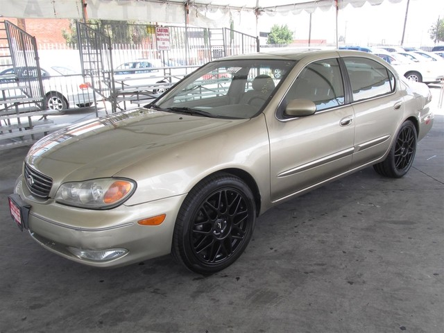 2002 Infiniti I35 Luxury Please call or e-mail to check availability All of our vehicles are av