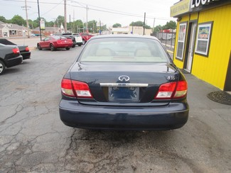 2002 Infiniti I35 Luxury Saint Ann, MO 4