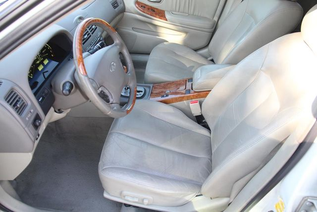 2002 Infiniti I35 Luxury Santa Clarita, CA 13