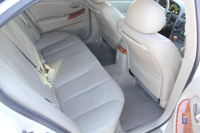2002 Infiniti I35 Luxury Santa Clarita, CA 16