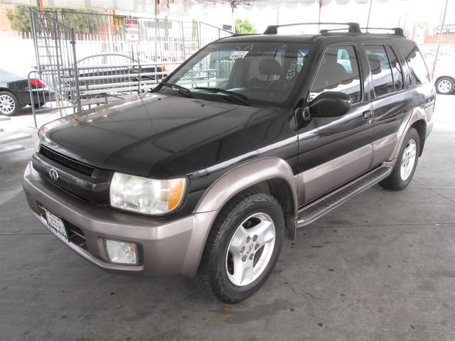 2002 Infiniti QX4 Luxury Please call or e-mail to check availability All of our vehicles are av