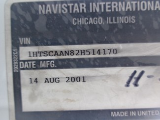 2002 International 4700 Hoosick Falls, New York 5