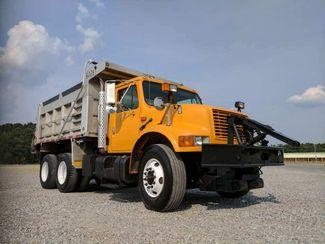 2002 International 4900 TANDEM AXLE DUMP TRUCK  PRICE REDUCED 6X4  DT530 8.7L DIESEL Richmond, Virginia 28