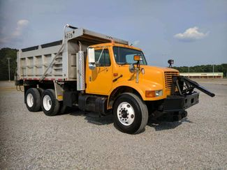 2002 International 4900 TANDEM AXLE DUMP TRUCK  PRICE REDUCED 6X4  DT530 8.7L DIESEL Richmond, Virginia 24