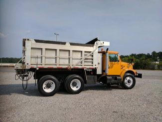 2002 International 4900 TANDEM AXLE DUMP TRUCK  PRICE REDUCED 6X4  DT530 8.7L DIESEL Richmond, Virginia 27