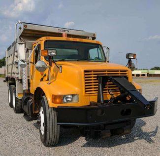2002 International 4900 TANDEM AXLE DUMP TRUCK  PRICE REDUCED 6X4  DT530 8.7L DIESEL Richmond, Virginia 32
