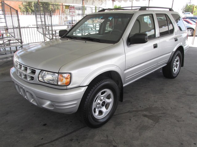 2002 Isuzu Rodeo S Please call or e-mail to check availability All of our vehicles are availabl
