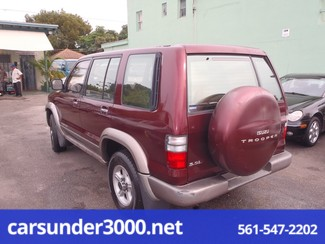 2002 Isuzu Trooper LS Lake Worth , Florida 1
