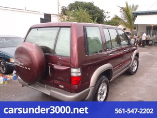 2002 Isuzu Trooper LS Lake Worth , Florida 2