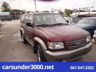 2002 Isuzu Trooper LS Lake Worth , Florida 3