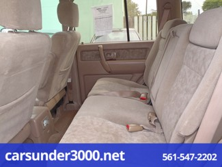 2002 Isuzu Trooper LS Lake Worth , Florida 6