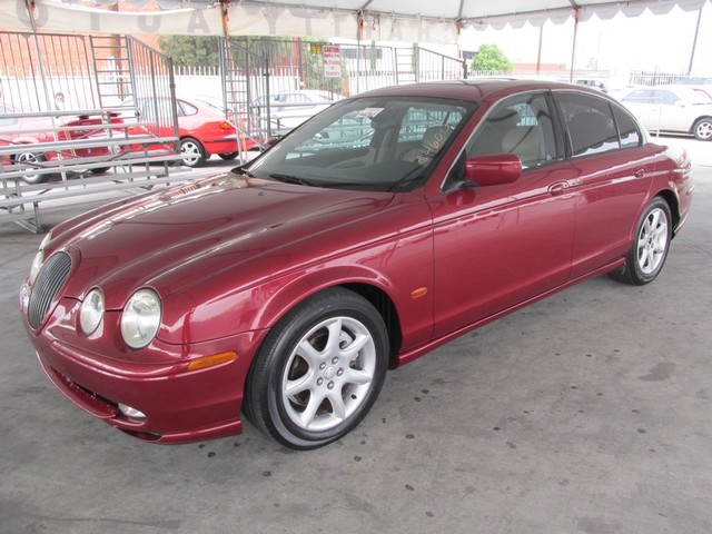 2002 Jaguar S-TYPE wSport Please call or e-mail to check availability All of our vehicles are