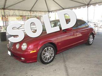 2002 Jaguar S-TYPE w/Sport & Prem Pkgs Gardena, California