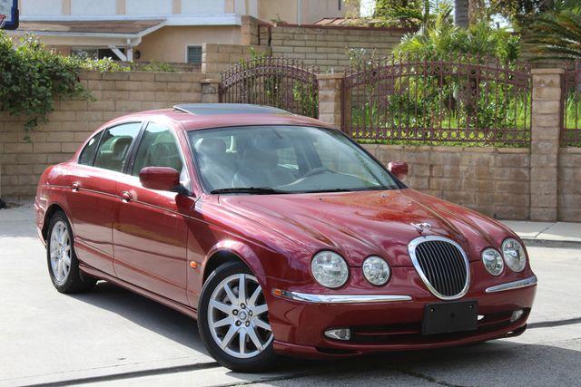 2002 Jaguar S-TYPE SEDAN ONLY 59K  ORIGINAL MLS LEATHER SUNROOF SERVICE RECORDS! Woodland Hills, CA 10