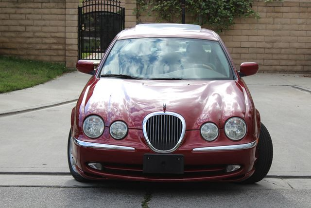 2002 Jaguar S-TYPE SEDAN ONLY 59K  ORIGINAL MLS LEATHER SUNROOF SERVICE RECORDS! Woodland Hills, CA 11