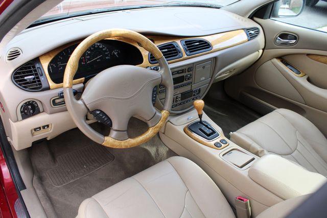 2002 Jaguar S-TYPE SEDAN ONLY 59K  ORIGINAL MLS LEATHER SUNROOF SERVICE RECORDS! Woodland Hills, CA 16