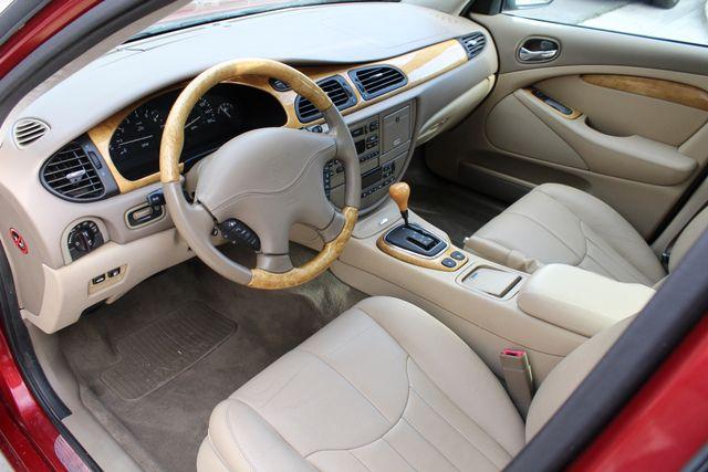 2002 Jaguar S-TYPE SEDAN ONLY 59K  ORIGINAL MLS LEATHER SUNROOF SERVICE RECORDS! Woodland Hills, CA 17