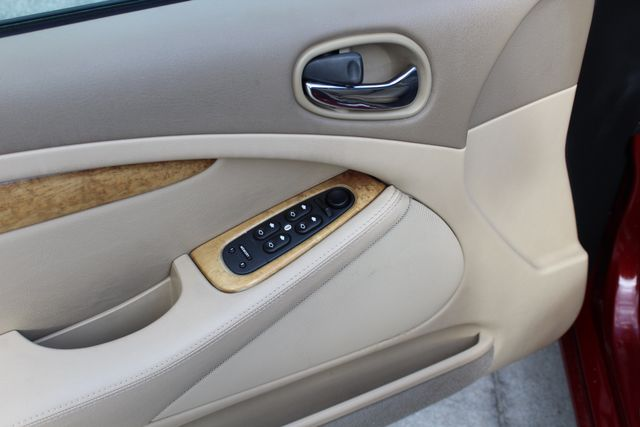 2002 Jaguar S-TYPE SEDAN ONLY 59K  ORIGINAL MLS LEATHER SUNROOF SERVICE RECORDS! Woodland Hills, CA 15