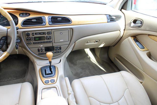 2002 Jaguar S-TYPE SEDAN ONLY 59K  ORIGINAL MLS LEATHER SUNROOF SERVICE RECORDS! Woodland Hills, CA 26