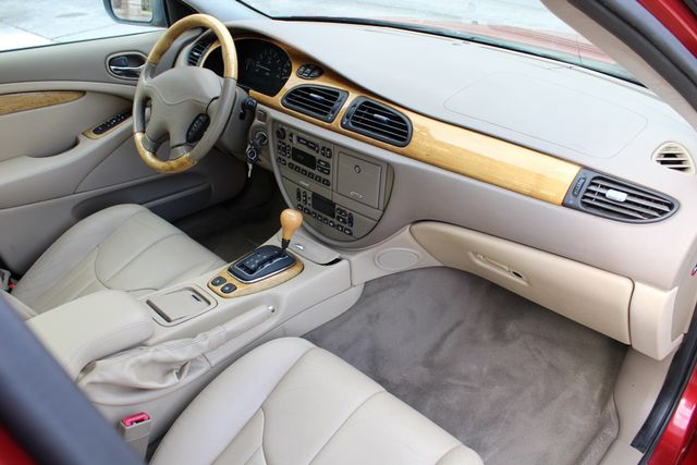 2002 Jaguar S-TYPE SEDAN ONLY 59K  ORIGINAL MLS LEATHER SUNROOF SERVICE RECORDS! Woodland Hills, CA 29