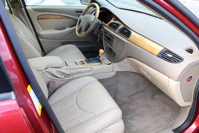 2002 Jaguar S-TYPE SEDAN ONLY 59K  ORIGINAL MLS LEATHER SUNROOF SERVICE RECORDS! Woodland Hills, CA 28