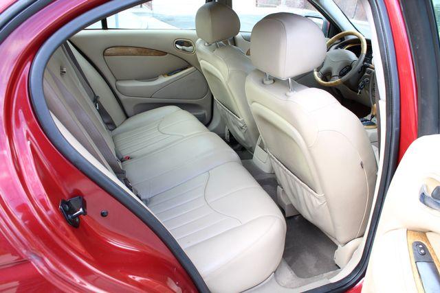 2002 Jaguar S-TYPE SEDAN ONLY 59K  ORIGINAL MLS LEATHER SUNROOF SERVICE RECORDS! Woodland Hills, CA 30