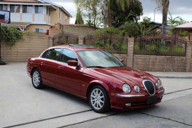2002 Jaguar S-TYPE SEDAN ONLY 59K  ORIGINAL MLS LEATHER SUNROOF SERVICE RECORDS! Woodland Hills, CA 33