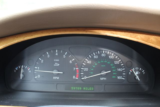 2002 Jaguar S-TYPE SEDAN ONLY 59K  ORIGINAL MLS LEATHER SUNROOF SERVICE RECORDS! Woodland Hills, CA 19