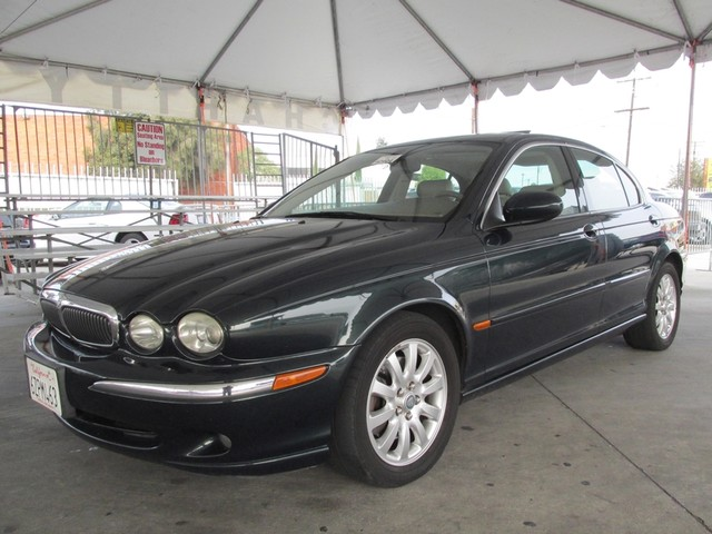 2002 Jaguar X-TYPE Please call or e-mail to check availability All of our vehicles are available