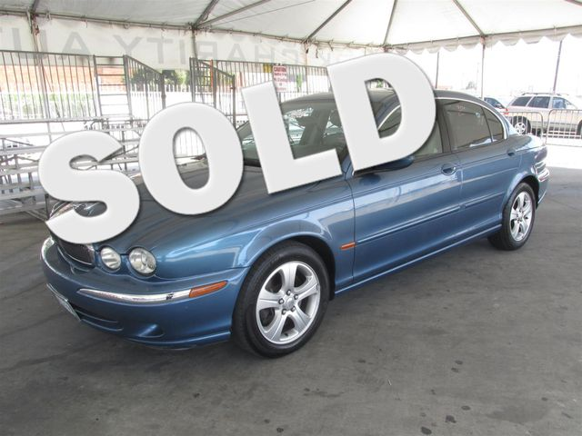 2002 Jaguar X-TYPE Please call or e-mail to check availability All of our vehicles are availabl