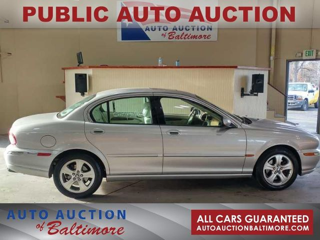 2002 Jaguar X-TYPE  | JOPPA, MD | Auto Auction of Baltimore  in JOPPA MD