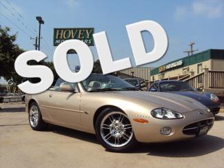 2002 Jaguar XK8 San Antonio, Texas
