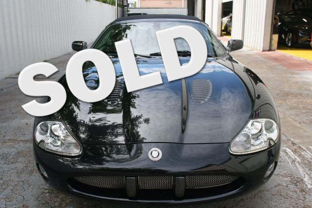 2002 Jaguar XKR Convertible Houston, Texas 0