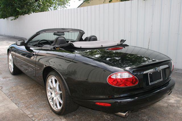 2002 Jaguar XKR Convertible Houston, Texas 10
