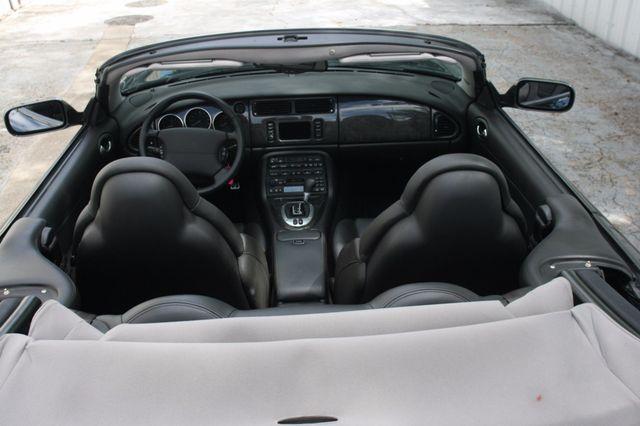 2002 Jaguar XKR Convertible Houston, Texas 12