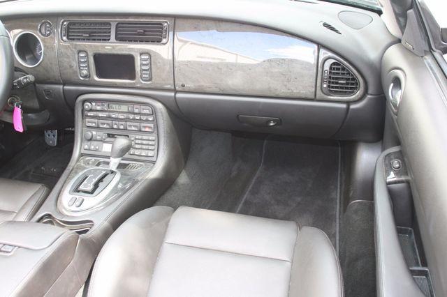 2002 Jaguar XKR Convertible Houston, Texas 14
